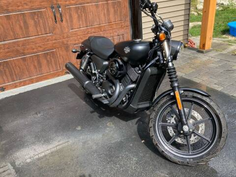 2015 Harley Xg750 for sale at Last Frontier Inc in Blairstown NJ