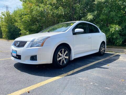 2011 Nissan Sentra for sale at Siglers Auto Center in Skokie IL