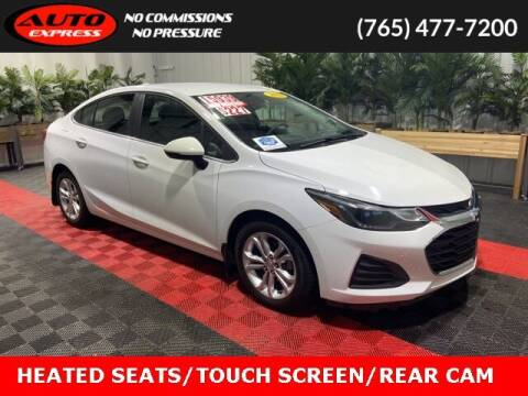 2019 Chevrolet Cruze for sale at Auto Express in Lafayette IN