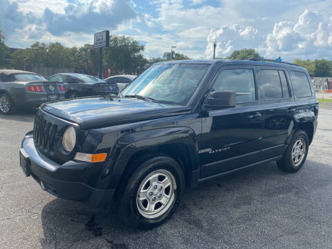 2014 Jeep Patriot for sale at BWK of Columbia in Columbia SC
