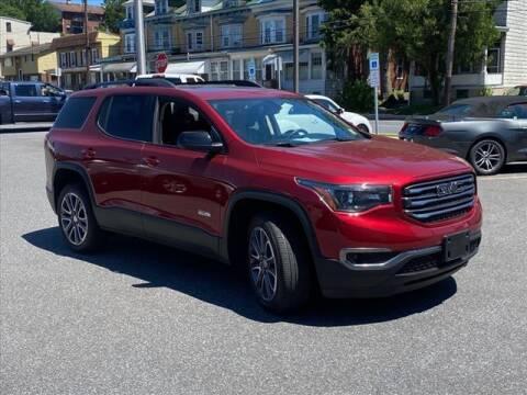 2019 GMC Acadia for sale at Bob Weaver Auto in Pottsville PA