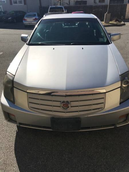 2006 Cadillac CTS for sale at Jardims' Automotive in Roselle NJ