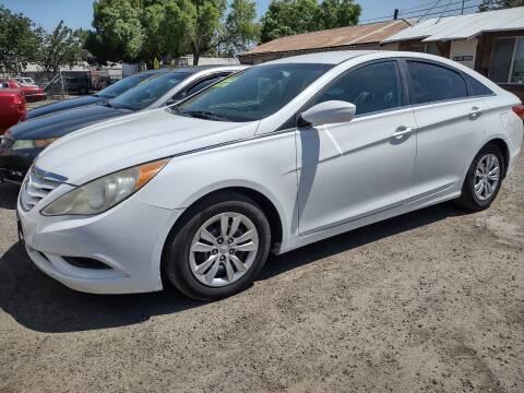 2011 Hyundai Sonata for sale at Larry's Auto Sales Inc. in Fresno CA