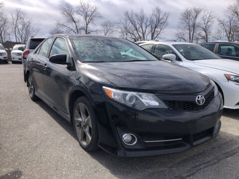 2012 Toyota Camry for sale at Top Line Import of Methuen in Methuen MA