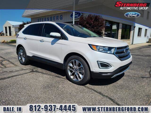 2018 Ford Edge for sale in Dale, IN