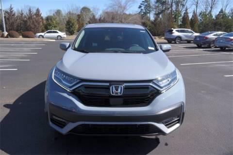 2021 Honda CR-V Hybrid for sale at Southern Auto Solutions - Lou Sobh Honda in Marietta GA