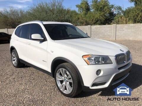 2014 BMW X3 for sale at MyAutoJack.com @ Auto House in Tempe AZ
