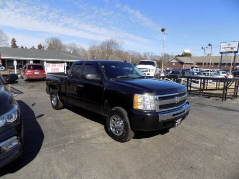 2010 Chevrolet Silverado 1500 for sale at MYLENBUSCH AUTO SOURCE in O` Fallon MO