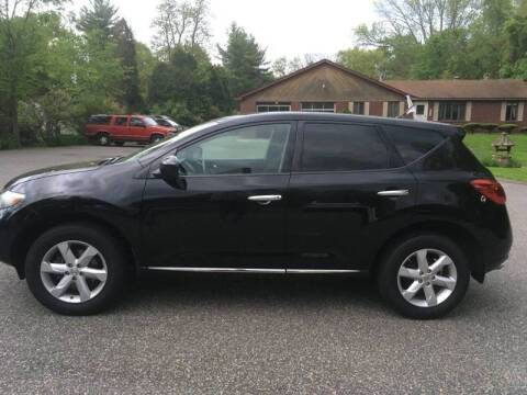 2010 Nissan Murano for sale at Lou Rivers Used Cars in Palmer MA