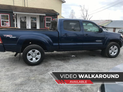 2008 Toyota Tacoma for sale at PENWAY AUTOMOTIVE in Chambersburg PA