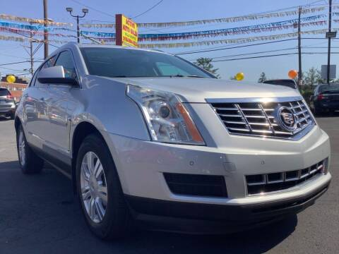 2013 Cadillac SRX for sale at Active Auto Sales in Hatboro PA