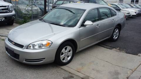 2007 Chevrolet Impala for sale at GM Automotive Group in Philadelphia PA