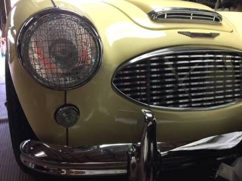 1960 Austin-Healey 3000 for sale at Classic Car Deals in Cadillac MI