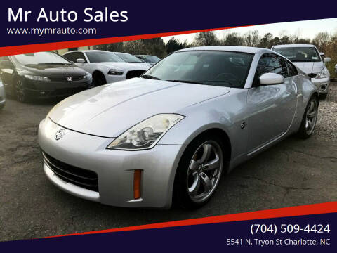 2006 Nissan 350Z for sale at Mr Auto Sales in Charlotte NC