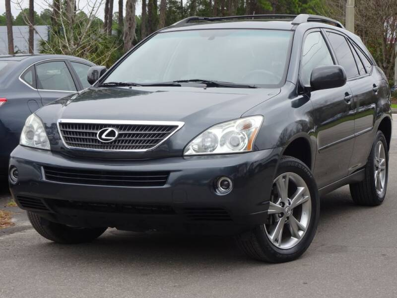 2006 Lexus RX 400h for sale at Deal Maker of Gainesville in Gainesville FL