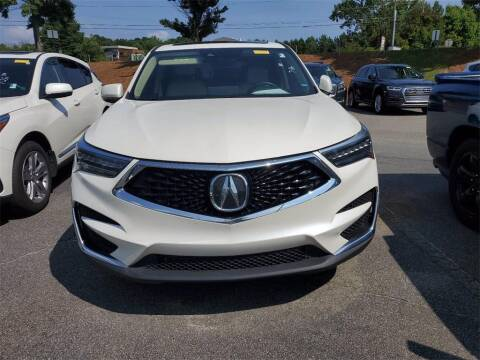 2019 Acura RDX for sale at CU Carfinders in Norcross GA