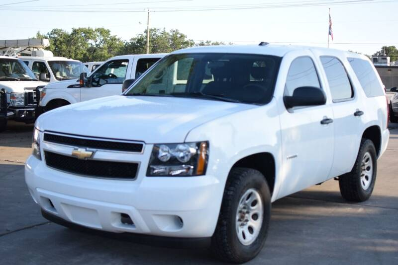 2010 Chevrolet Tahoe for sale at Capital City Trucks LLC in Round Rock TX