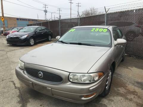 2004 Buick LeSabre for sale at Square Business Automotive in Milwaukee WI