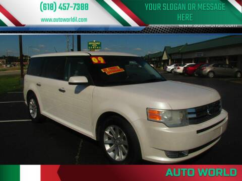 2009 Ford Flex for sale at Auto World in Carbondale IL