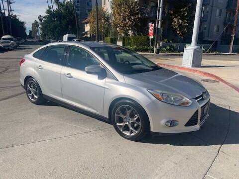 2013 Ford Focus for sale at FJ Auto Sales in North Hollywood CA