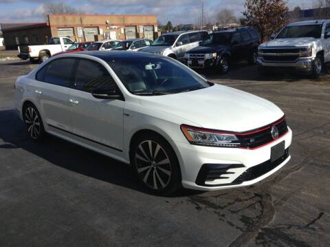 2018 Volkswagen Passat for sale at Bruns & Sons Auto in Plover WI