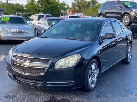 2009 Chevrolet Malibu for sale at KD's Auto Sales in Pompano Beach FL
