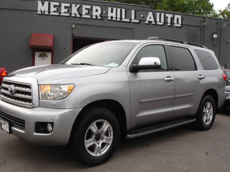 2008 Toyota Sequoia for sale at Meeker Hill Auto Sales in Germantown WI