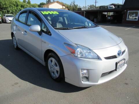 2010 Toyota Prius for sale at Tonys Toys and Trucks in Santa Rosa CA