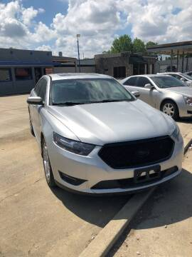 2011 Ford Taurus for sale at River City Motors in Memphis TN