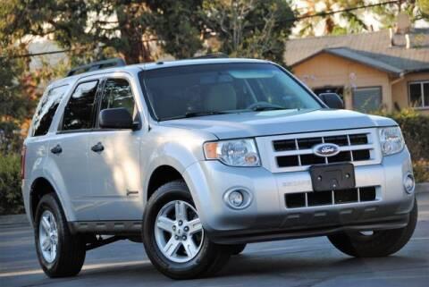 2012 Ford Escape Hybrid for sale at VSTAR in Walnut Creek CA