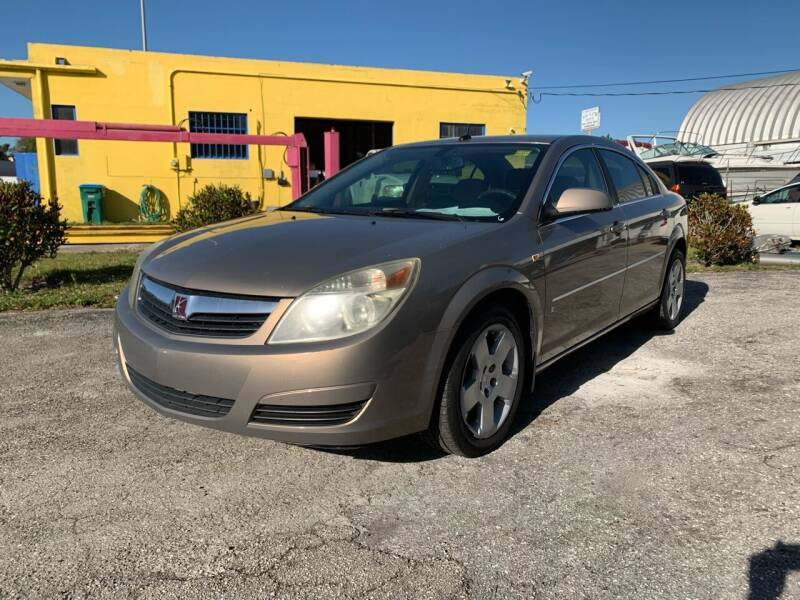 2007 Saturn Aura for sale at Mid City Motors Auto Sales - Mid City North in N Fort Myers FL