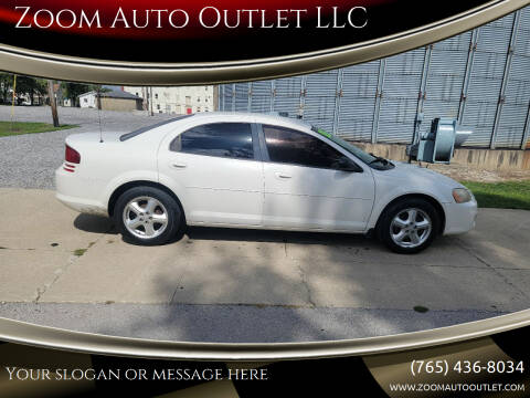 2005 Dodge Stratus for sale at Zoom Auto Outlet LLC in Thorntown IN