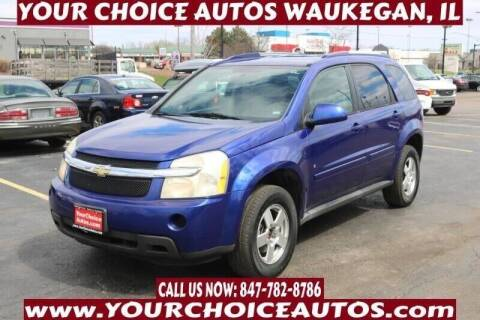 2007 Chevrolet Equinox for sale at Your Choice Autos - Waukegan in Waukegan IL