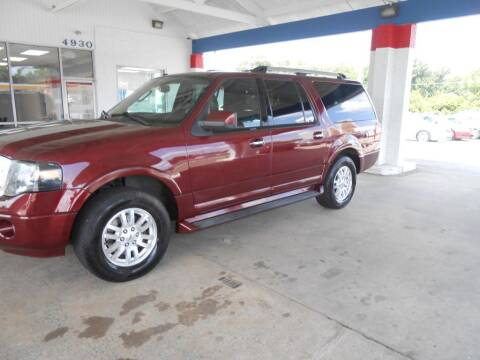 2013 Ford Expedition EL for sale at Auto America in Charlotte NC