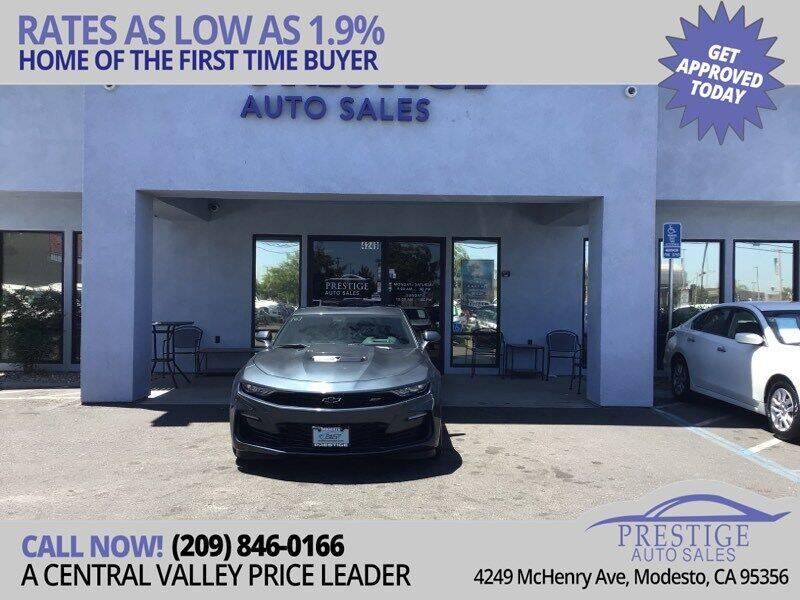 2020 Chevrolet Camaro for sale in Modesto, CA