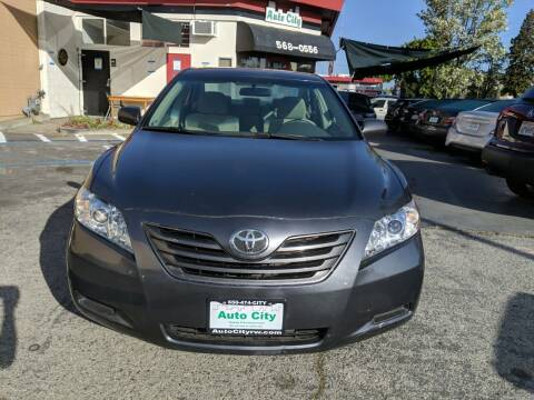 2009 Toyota Camry for sale at Auto City in Redwood City CA
