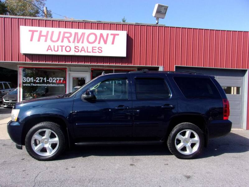 2007 Chevrolet Tahoe for sale at THURMONT AUTO SALES in Thurmont MD