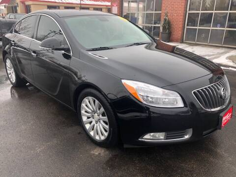 2013 Buick Regal for sale at Delaware Auto Sales in Delaware OH