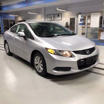 2012 Honda Civic for sale at Simply Better Auto in Troy NY