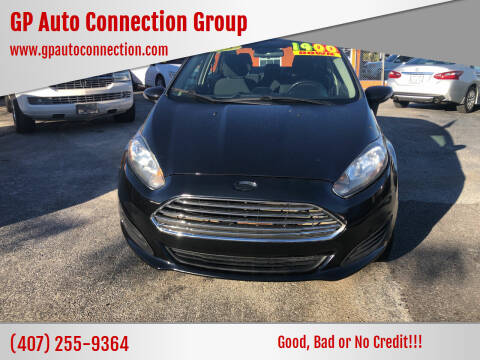 2015 Ford Fiesta for sale at GP Auto Connection Group in Haines City FL