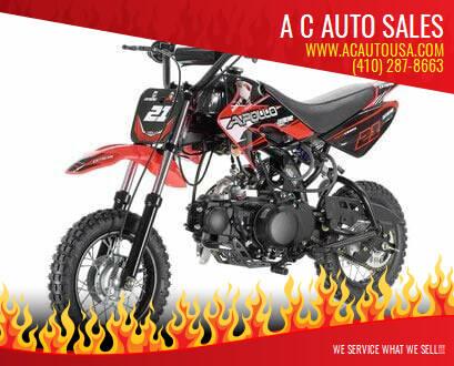 2021 Apollo 0074 DB-21 70cc SEMI Automatic for sale at A C Auto Sales in Elkton MD