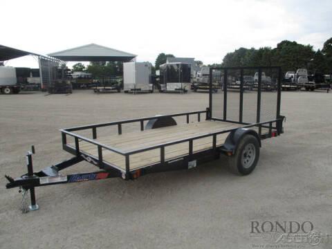 2021 Liberty Single Axle Utility LU3K72X12C for sale at Rondo Truck & Trailer in Sycamore IL