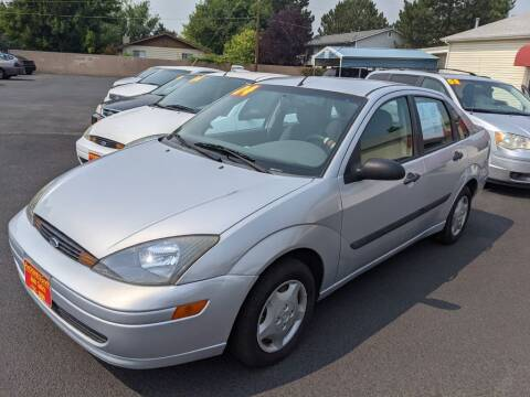 2004 Ford Focus for sale at Progressive Auto Sales in Twin Falls ID