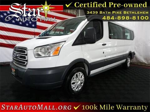2015 Ford Transit Passenger for sale at STAR AUTO MALL 512 in Bethlehem PA