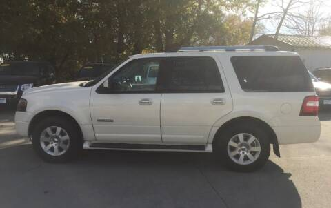 2007 Ford Expedition for sale at 6th Street Auto Sales in Marshalltown IA