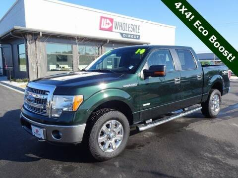 2014 Ford F-150 for sale at Wholesale Direct in Wilmington NC