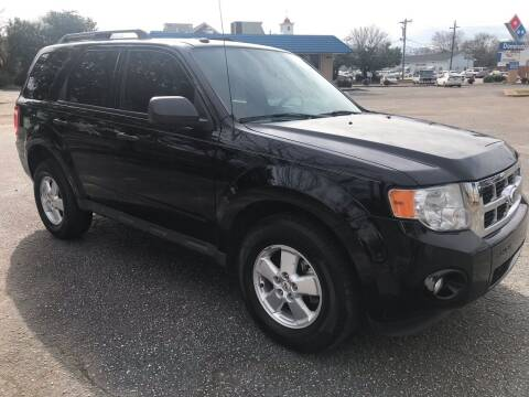 2010 Ford Escape for sale at Cherry Motors in Greenville SC