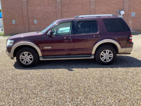 2007 Ford Explorer for sale at Paris Fisher Auto Sales Inc. in Chadron NE