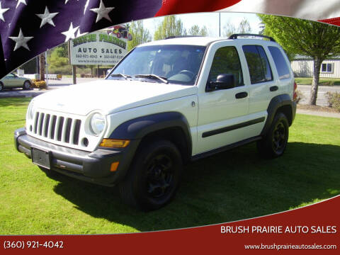 2006 Jeep Liberty for sale at Brush Prairie Auto Sales in Battle Ground WA