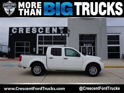 2019 Nissan Frontier for sale at Crescent Ford in Harahan LA